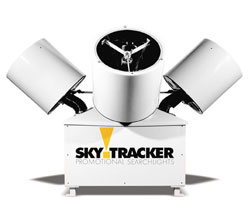 STX4 Skytracker 4 beam light